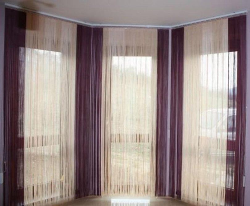 шторы кисея