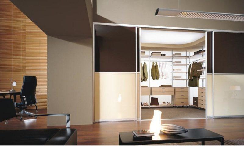 раздвижные двери для гардеробных