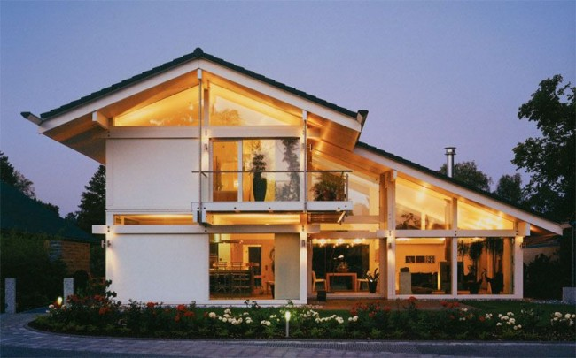 Дом в стиле фахверк своими руками фото 958