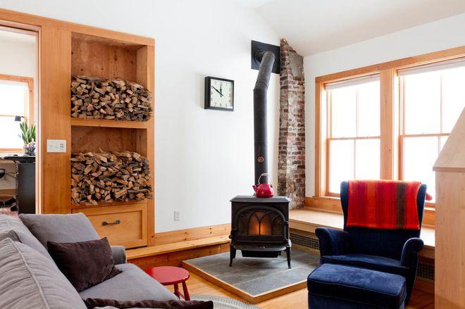 Печи для дома на дровах длительного горенияПечи для дома на дровах длительного горения