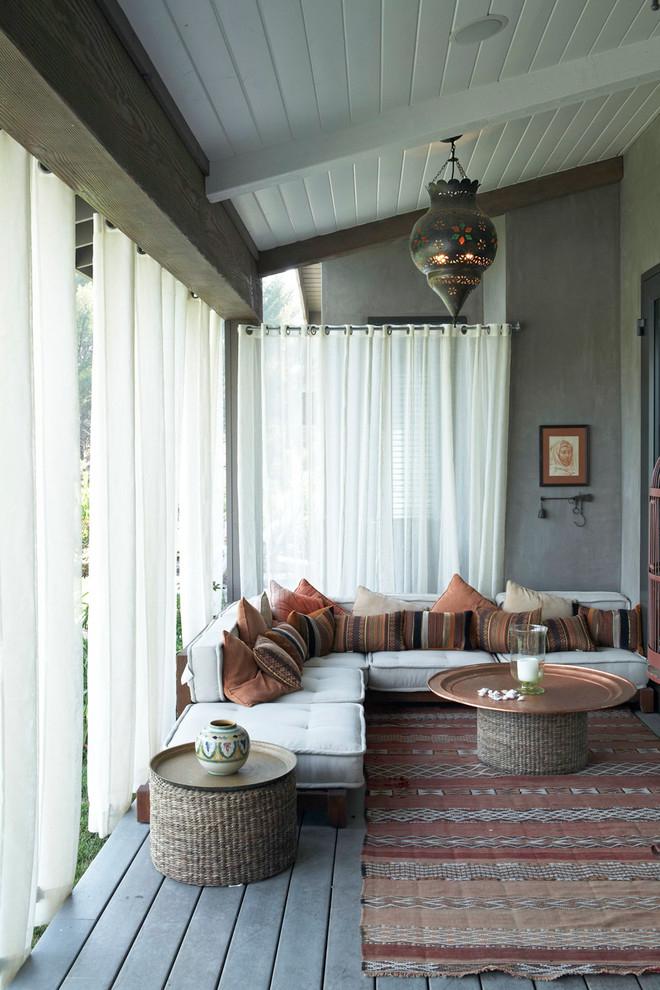 Дизайн веранды в частном доме