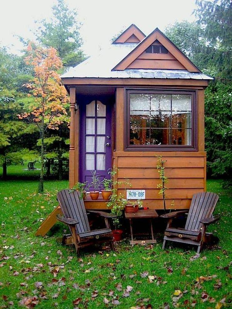 Дачные домики: проекты для 6 соток