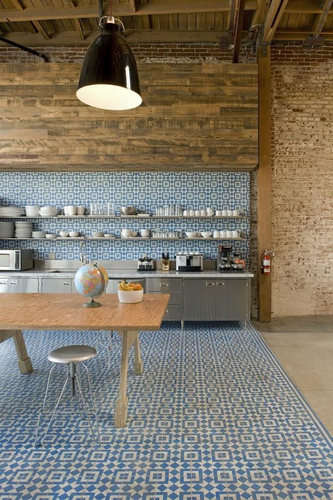 Кухня студия