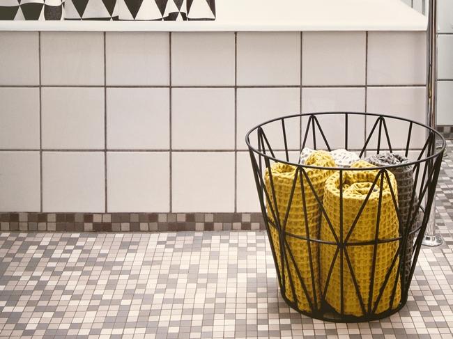 Корзина для белья в ванную