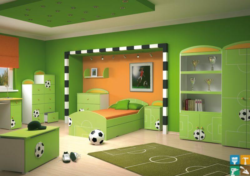 Дизайн для детской