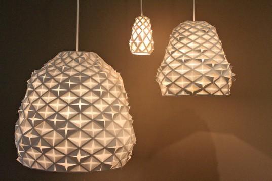 Бумажные светильники своими руками