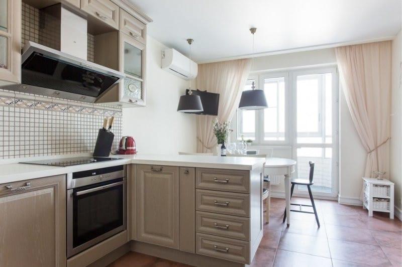 Дизайн: кухня в стиле кантри