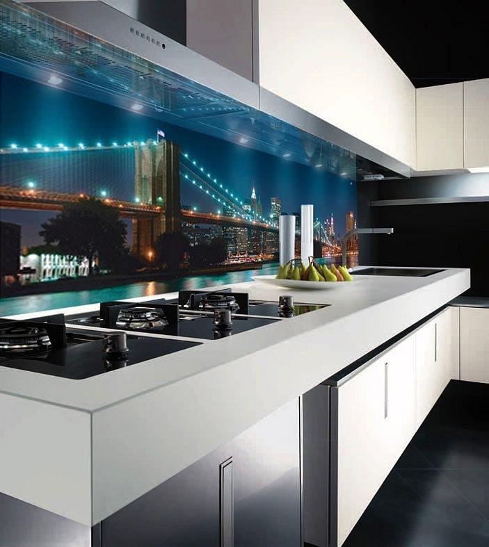 Фотообои для кухонного фартука