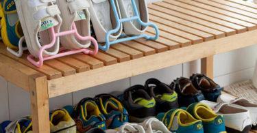 Полка для обуви своими руками в прихожую