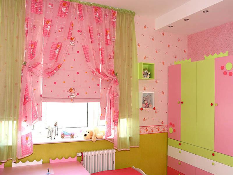 ДИзайн детской спальни: стиль прованс