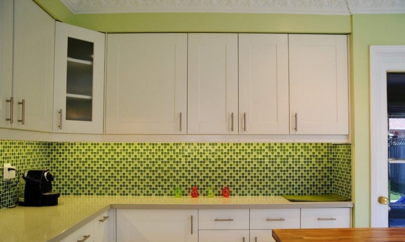 Советы: мозаика на кухне