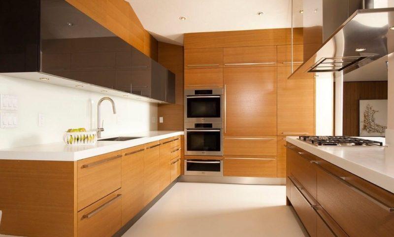 Дизайн-интерьера: кухни
