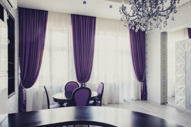 Декор интерьера: модные шторы на окна