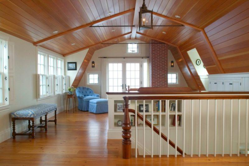 подвесной потолок в доме