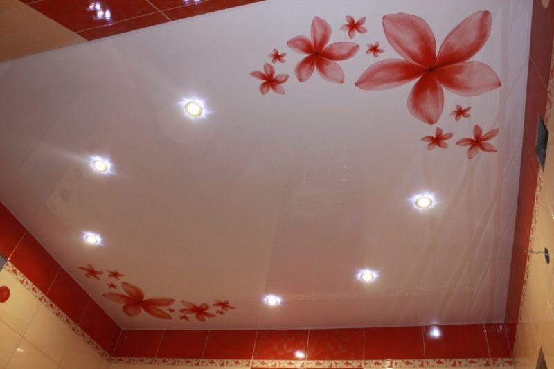 гипсокартон: подвесные потолки в доме