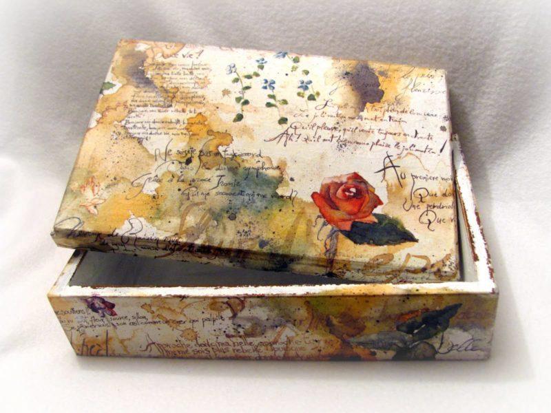 18-12 Цветы из салфеток своими руками