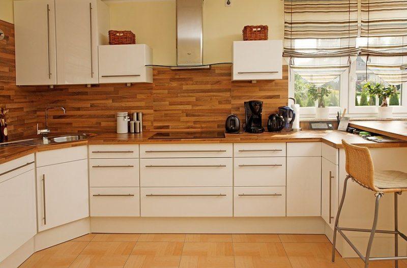 Идеи по оформлению кухонного фартука
