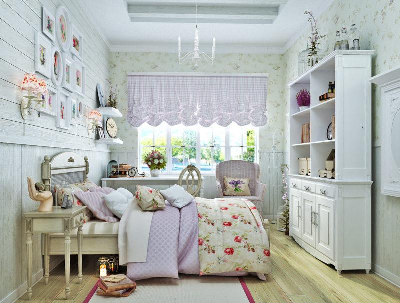 Как поставить мебель в детской