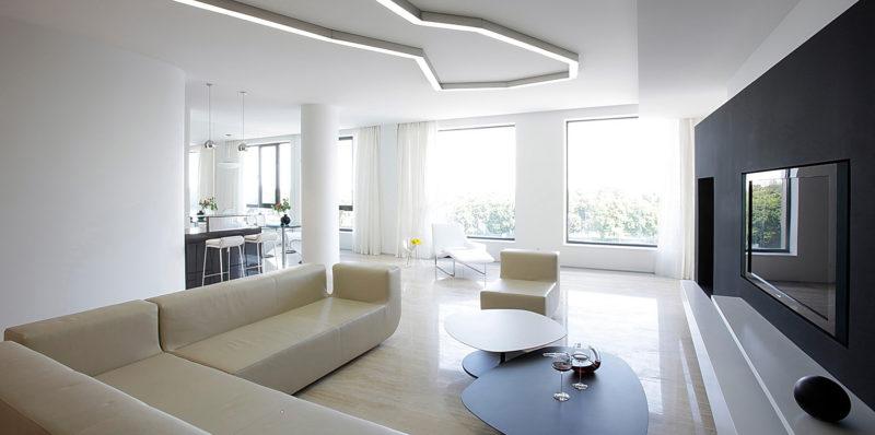 Дизайн потолка: выбор стилей и направлений