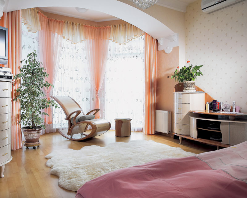 Идеи по оформлению спальни