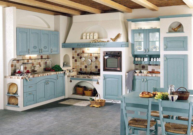 Декор кухни: как правильно оформить кухню в зависимости от стиля