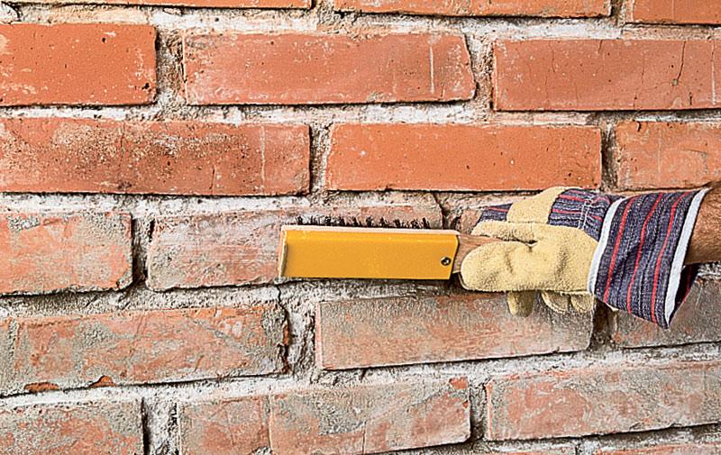 Ремонт в доме: как подготовить кирпичную стену