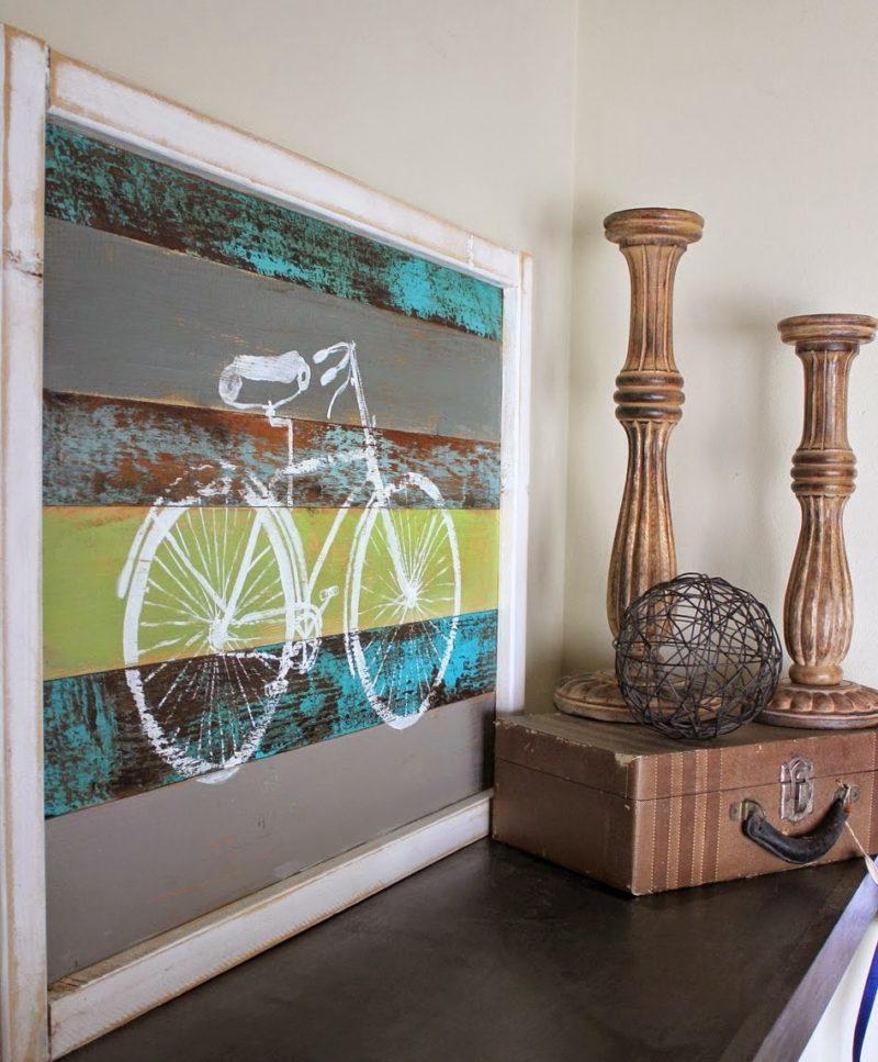 Дизайн коридора: рисунок