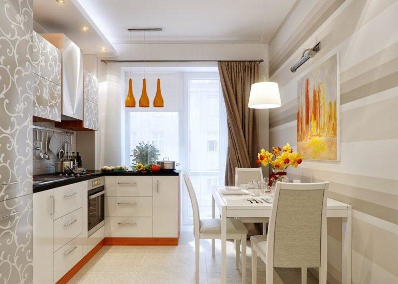 Как сделать кухню уютной и красивой: фото интерьера