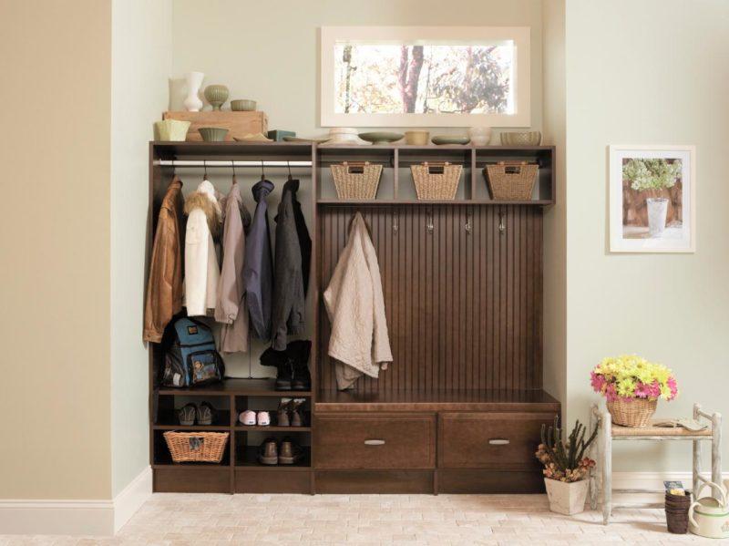 Правила выбора мебели для прихожей