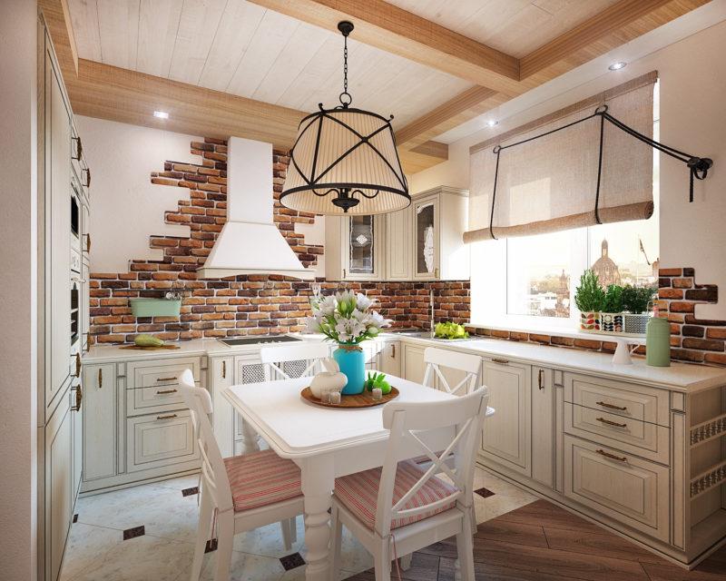 Дизайн и декор кухни