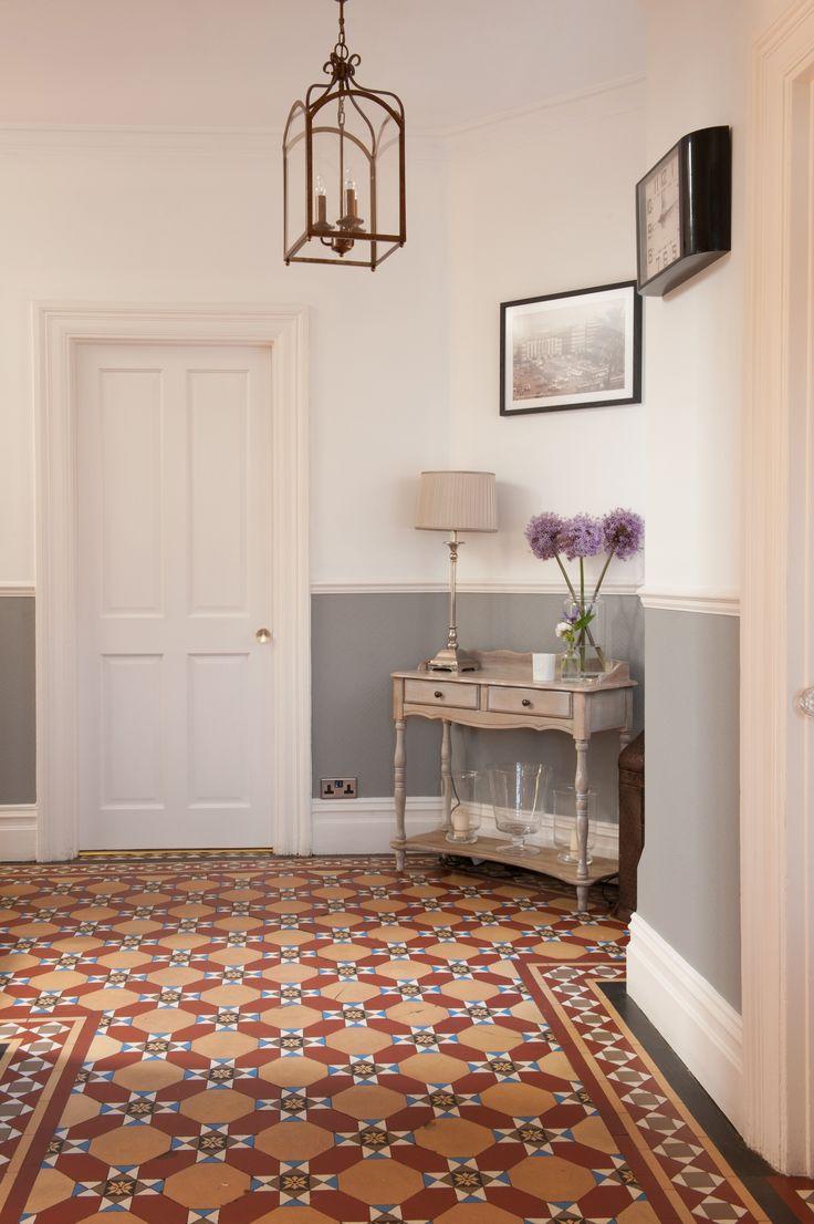 Как выбрать цвет в коридоре