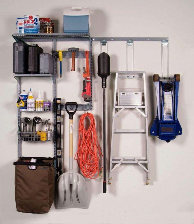 Инструменты для гардеробной комнаты
