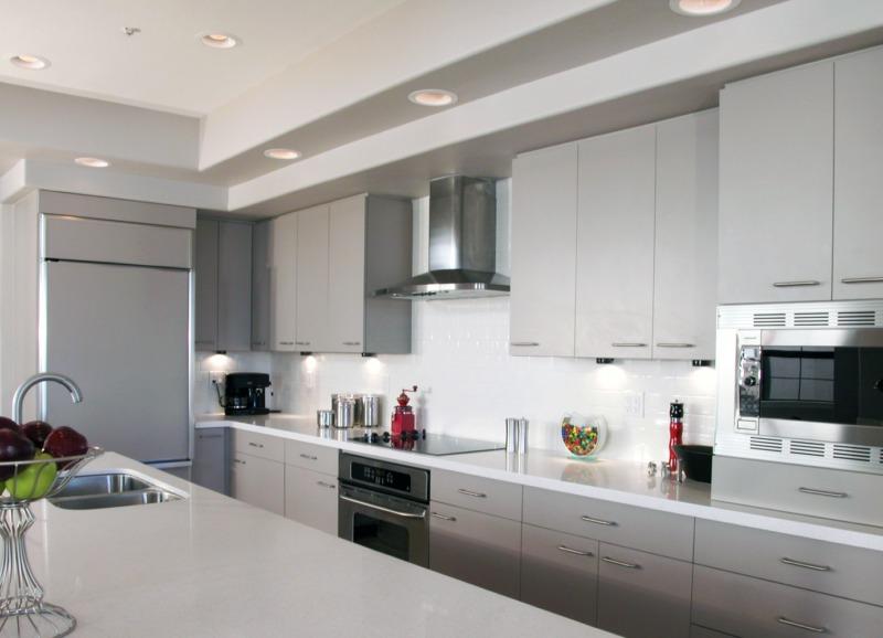 Кухня: современный дизайн