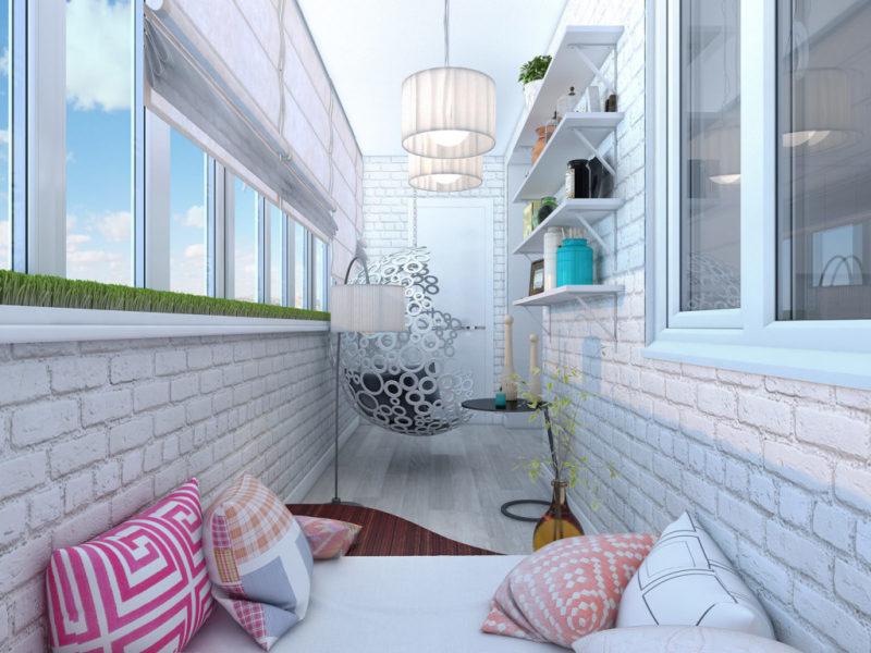 Как выбрать шторы для балкона