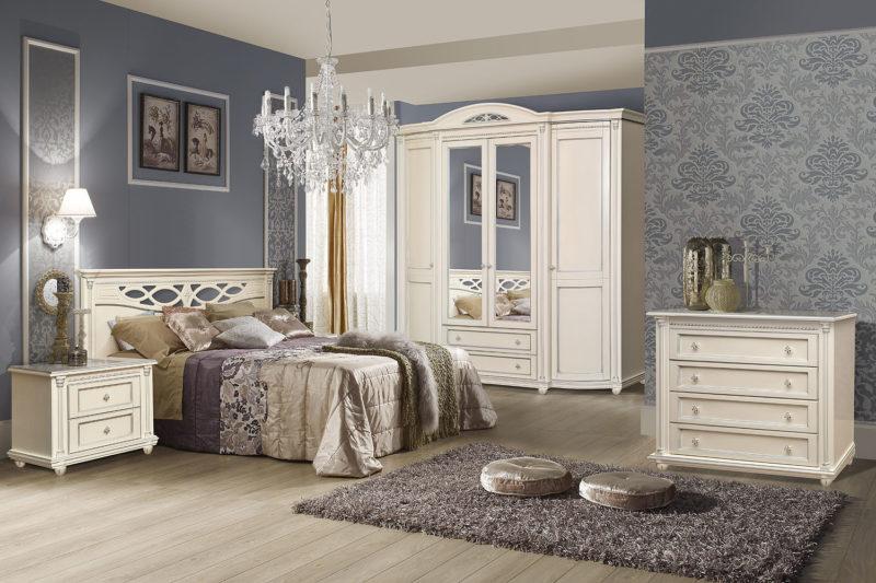 Спальня: как выбрать обои