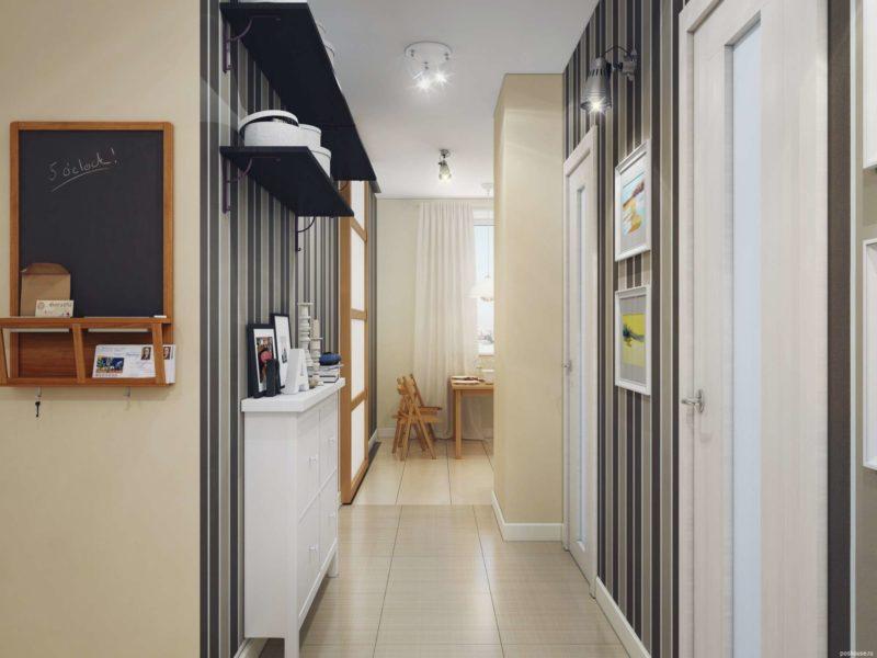 Полы в коридоре: утепление