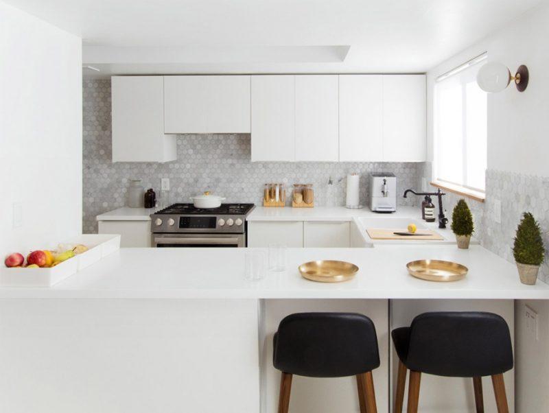 Кухня: стиль минимализм