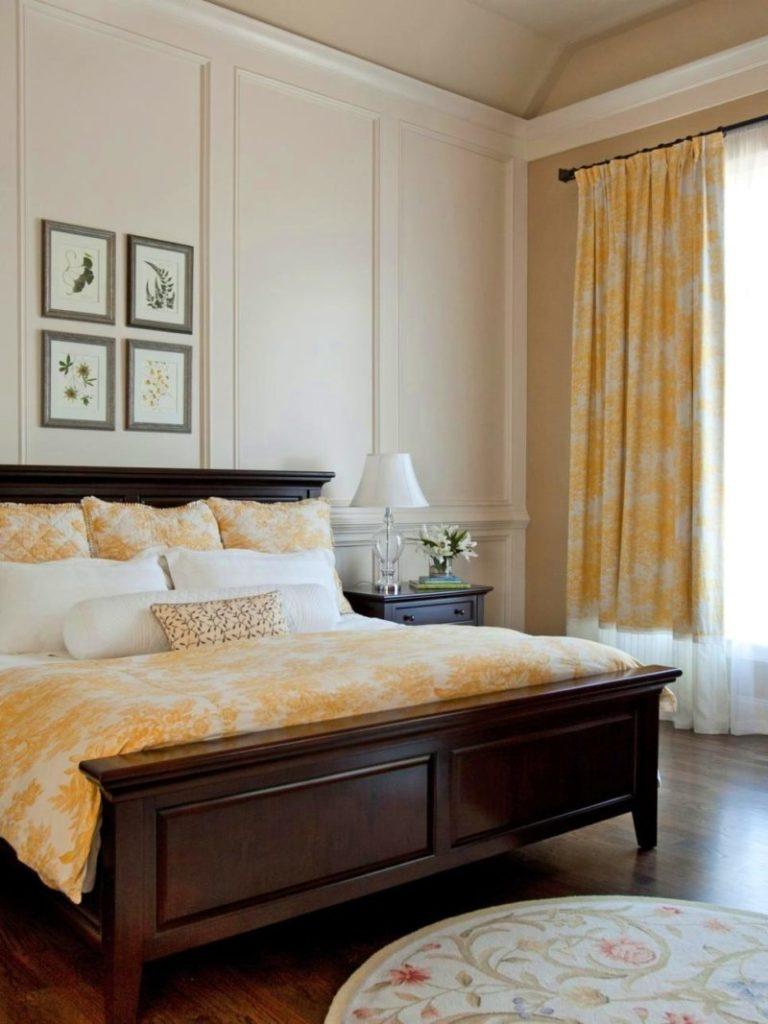Ремонт в доме: спальня в стиле прованс