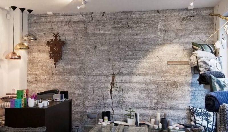 Ремонт в доме: как быть с бетонной стеной