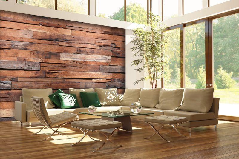 Как ремонтировать деревянные стены