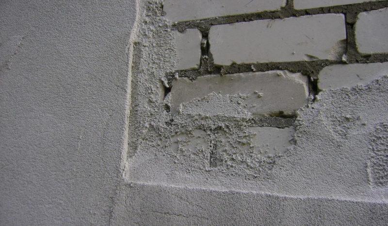 Ремонт в квартире: пенобетонные стены
