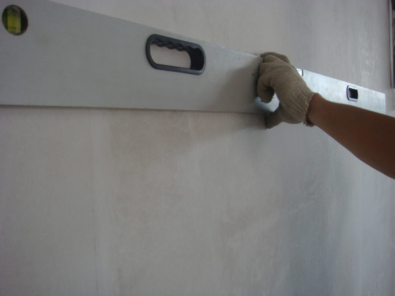 Ремонт в доме: Выравнивание стен без маяков