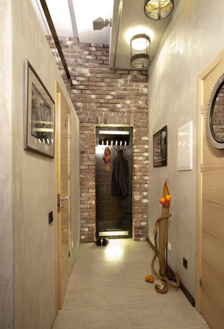Дизайн коридора своими руками