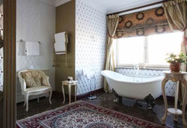 Как красиво оформить ванную комнату