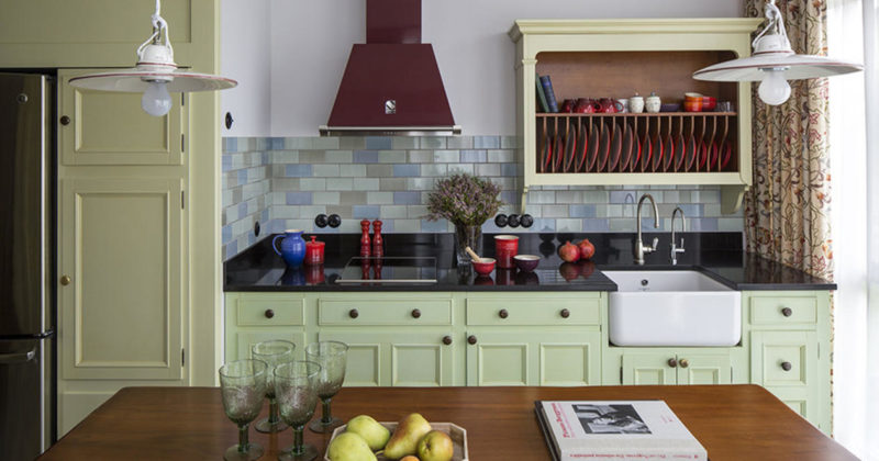 Популярные стили для оформления кухни