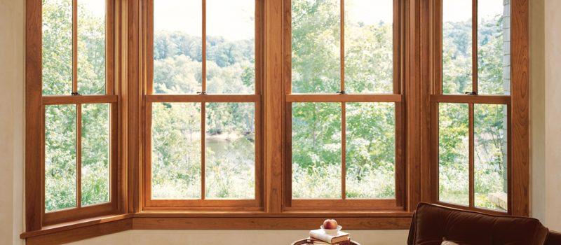 Эркерные окна в доме