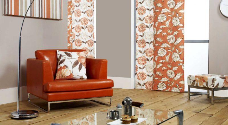 Как рассчитать ткань для пошива штор