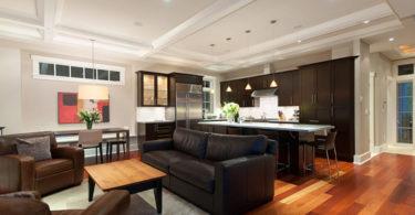 Кухня: выбор цвета, мебели, расстановка