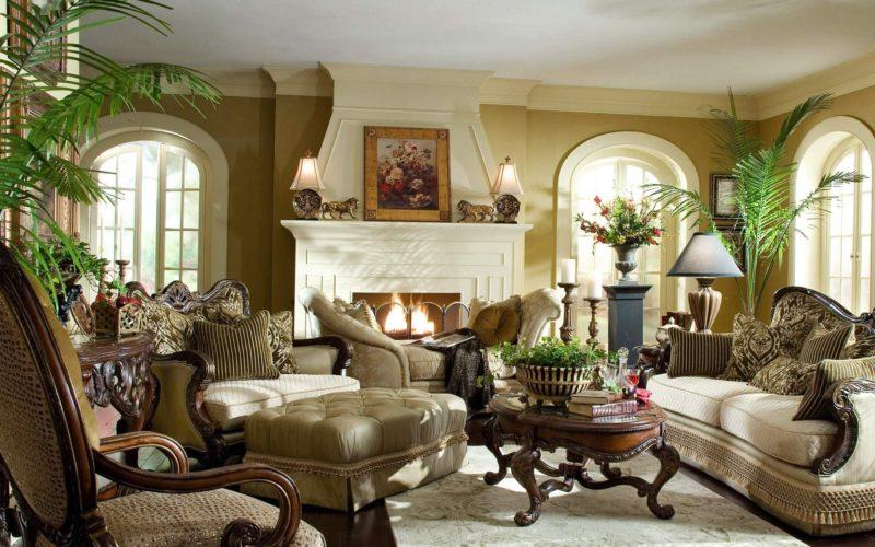 Декор дома: английский стиль в интерьере