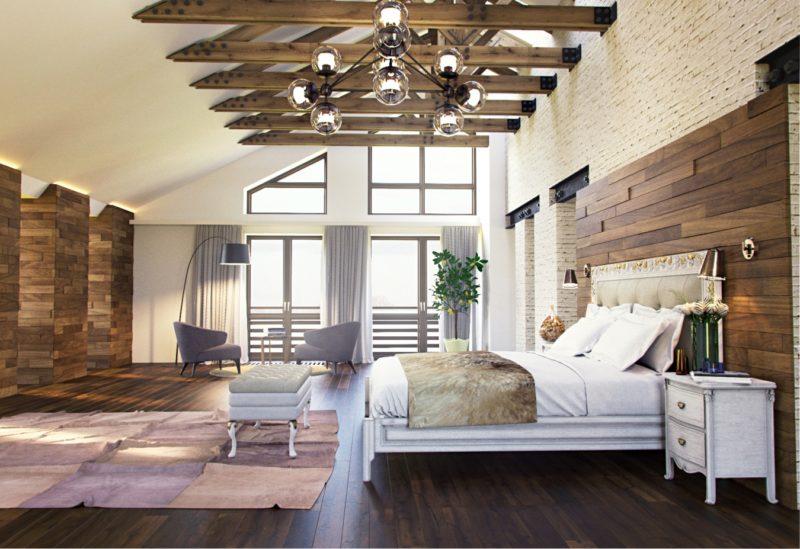 Что нужно учесть при выборе штор в деревянный дом